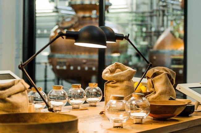 Завод компании Bombay Sapphire «Лэвесток-милл» © Bombay Sapphire