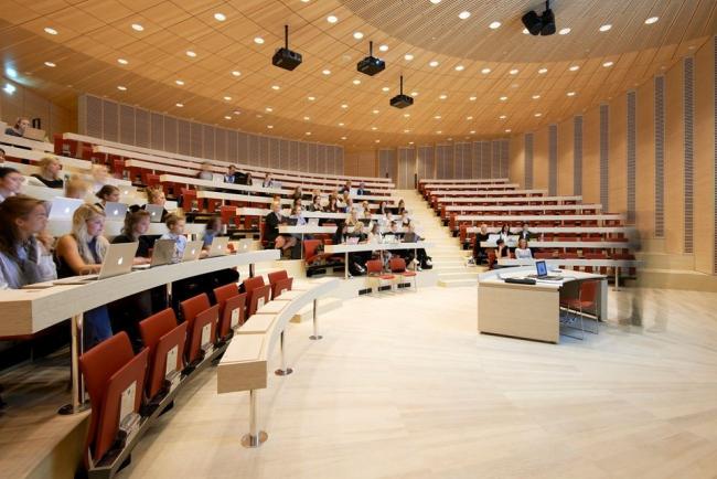 Кампус Университета Южной Дании в Кольдинге © Martin Schubert