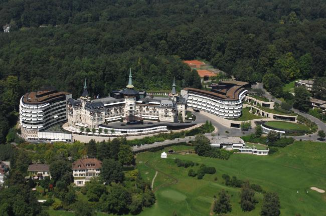 Dolder Grand Hotel. Фото с сайта thedolderresort.com