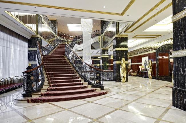 Lotte Hotel Moscow. Фото с сайта contractcity.ru