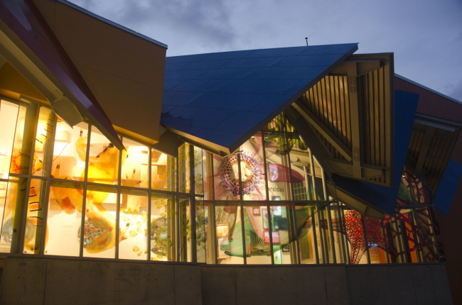 Biomuseo – музей биоразнообразия. Фото © Victoria Murillo/Istmophoto.com
