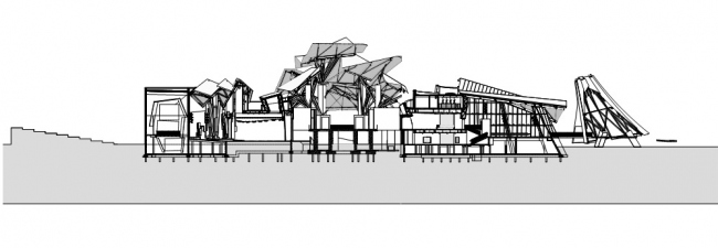 Biomuseo – музей биоразнообразия. Courtesy of Gehry Partners