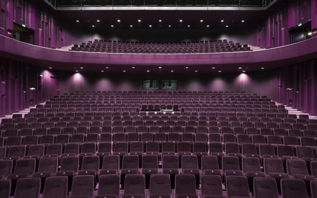 Театр де Ступ © Peter Guenzel