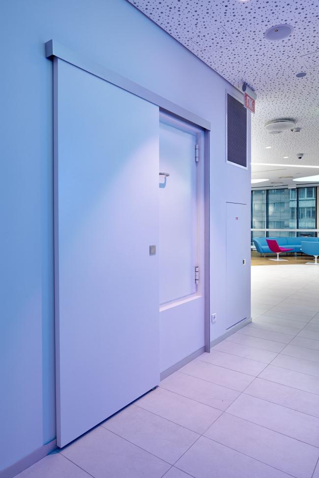 Московский технологический центр Microsoft © UNK project