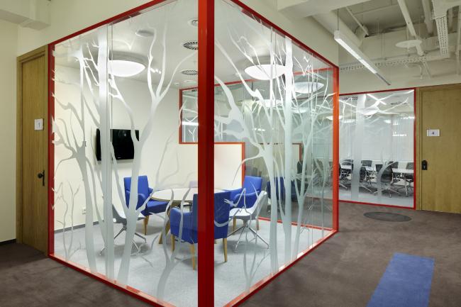 Офис российского представительства компании The Walt Disney Company CIS. © UNK project