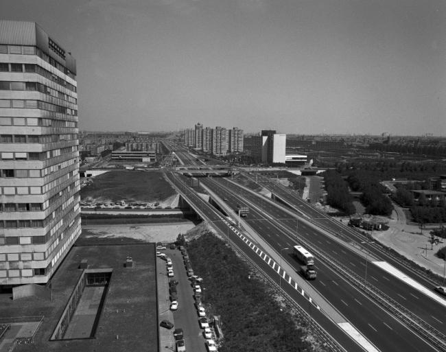 Амстердамская кольцевая автодорога. Фото предоставлено Failed Architecture