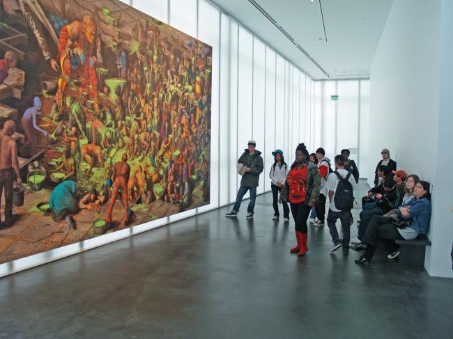 Музей современного искусства - MCA. Фото: David Shankbone via flickr.com. Лицензия CC BY 2.0