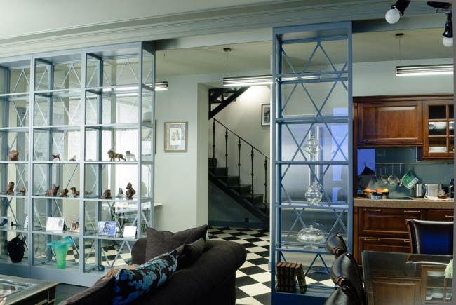 Двухэтажный лофт. INTRO by Chak. Изображение: introbychak.com