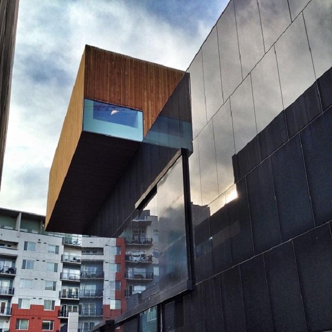 Музей современного искусства - MCA. Фото: david basulto via flickr.com. Лицензия CC BY-SA 2.0