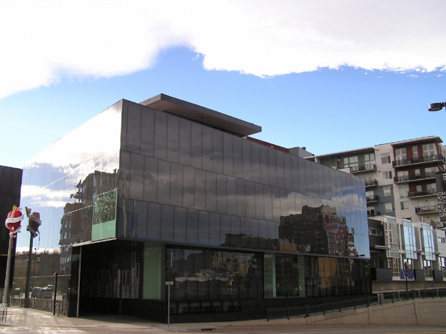 Музей современного искусства (MCA) в Денвере. Фото: Todd Carpenter via flickr.com. Лицензия CC BY 2.0