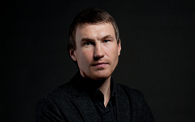 Антон Кочуркин, куратор фестиваля архстояние, директор агентства 8 линий. 2014