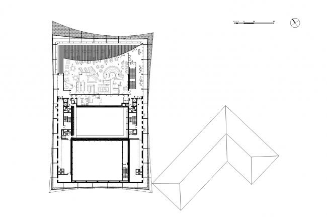 Большой театр в Альби © DPA / Adagp