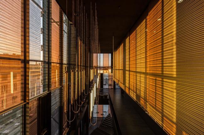 Большой театр в Альби © Vincent Boutin / DPA / Adagp