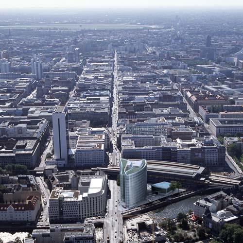 Штаб-квартира немецкого филиала Ernst & Young © Mark Braun Architekten