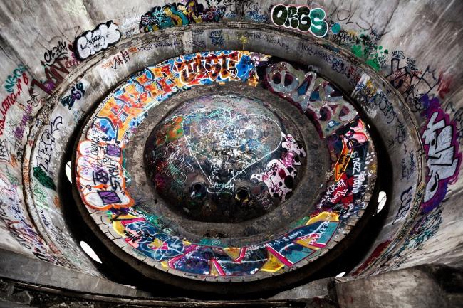 Белая Башня. Резервуар для воды © Максим Лоскутов. Фотография предоставлена автором