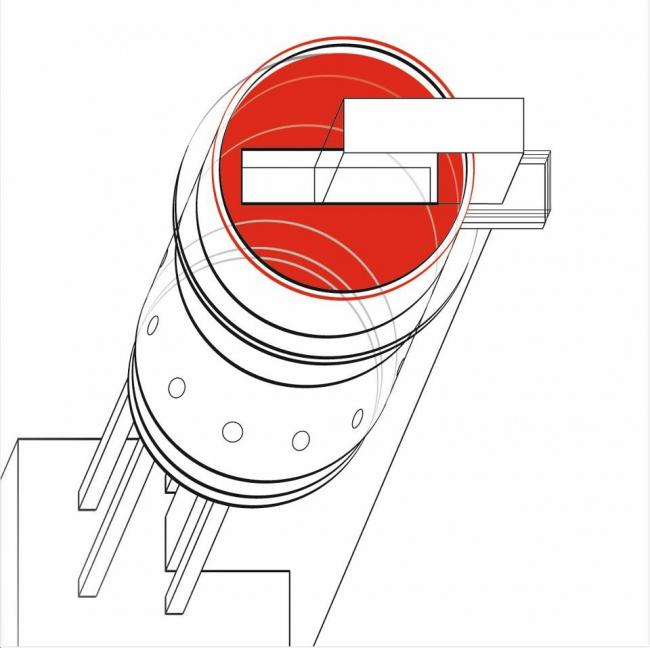 Александр Самарин. Логотип проекта «Белая Башня». Изображение предоставлено группой PODELNIKI