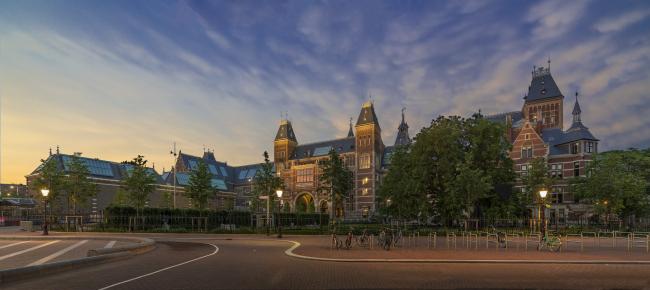 Рейксмузеум – крыло Philips © Rijksmuseum / John Lewis Marshall