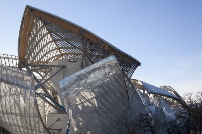 Фонд Louis Vuitton © Fondation Louis Vuitton / Nicolas Borel - 2013