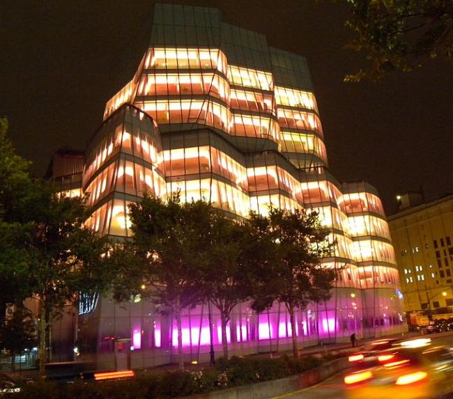 Штаб-квартира компании IAC/InterActiveCorp. Фото: Jim.henderson via Wikimedia Commons. Фото находится в общественном доступе
