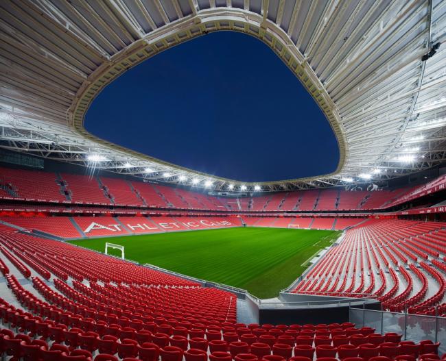Стадион Сан-Мамес © Airtor Ortiz