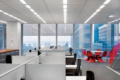 Башня «Нью-Йорк Таймс». Нью-Йорк, США. Офисы