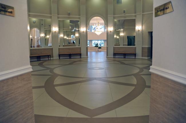 Дворец торжеств «Казан». Фотография предоставлена компанией ARCH SKIN