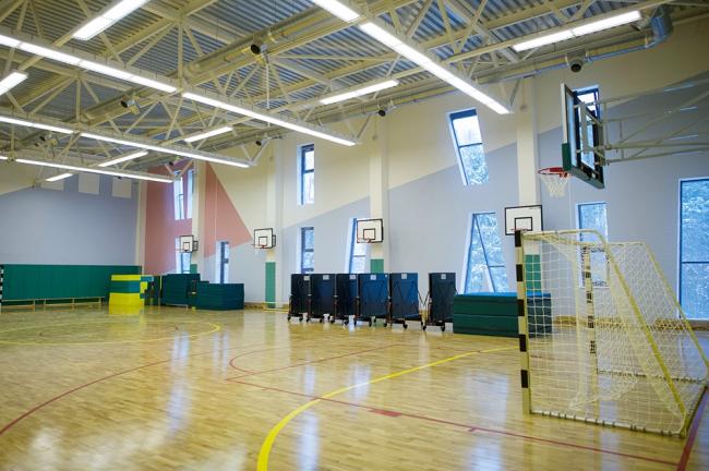 Новая школа в Зеленограде. Фото: © Пресс-служба Мэра и Правительства Москвы