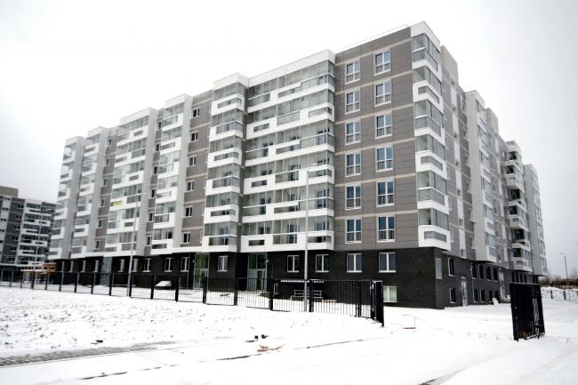 Жилой комплекс Ромашково. Фото с сайта aluwall.ru