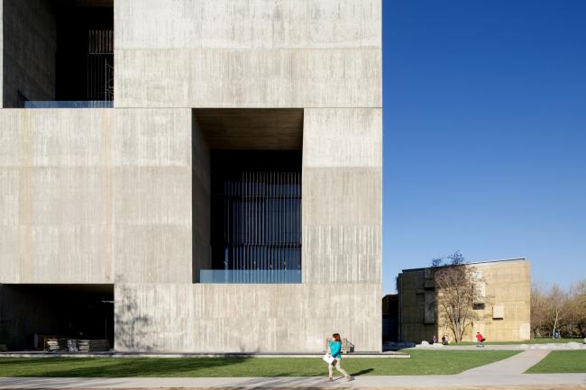 Центр инноваций Католического университета Чили «Анаклето Анджелини» © Nico Saieh