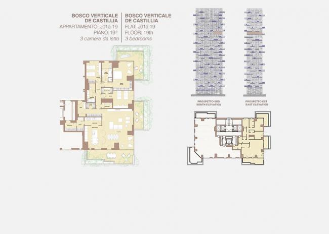 Жилой комплекс Bosco Verticale. Изображение с сайта residenzeportanuova.com/en/residences-bosco-verticale
