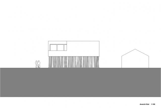 Жилой дом с приемной врача Ordination Wienerwald © Juri Troy architects