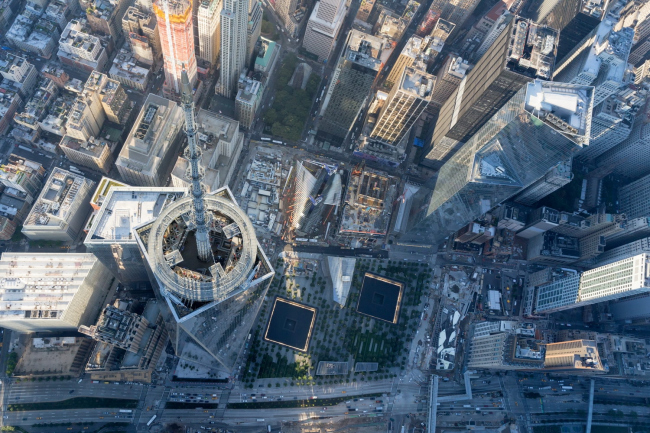 ВТЦ Башня 1 © Iwan Baan
