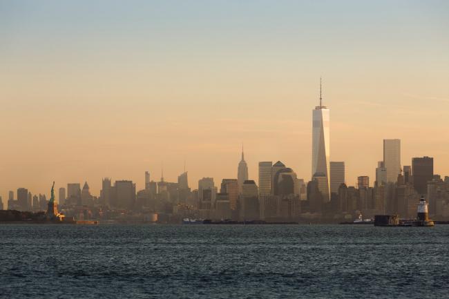 ВТЦ Башня 1 © James Ewing | OTTO