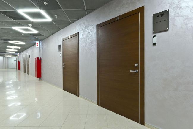 VIP-ложа банка «Открытие». Фотография с сайта gooddoor.ru