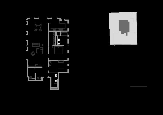 Жилой дом на Мюллерштрассе © Peter Ebner and Friends