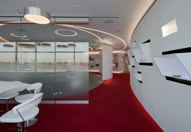 Инновационный центр компании Dupont. Фотография: Иванов Илья © Arch Group
