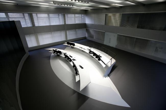 Диспетчерский центр МОЭСК © Arch Group