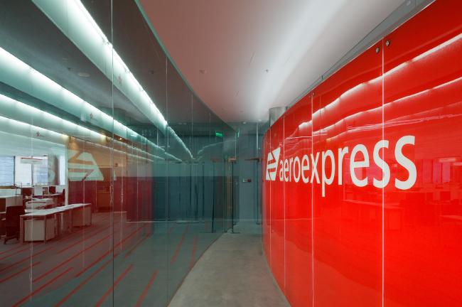 Офис компании «Аэроэкспресс» © Arch Group
