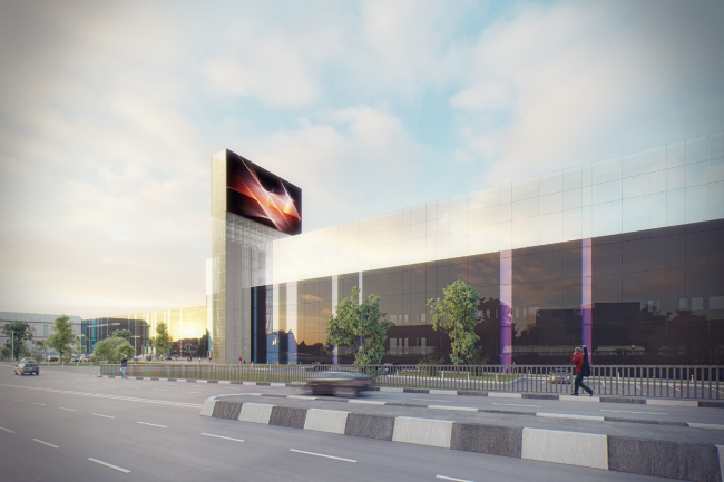 Redevelopment of Radio Manufacturing Plant n.a. A.S. Popov (RELERO) (complex of buildings)