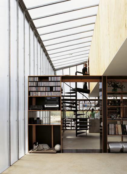 FAR: Frohn & Rojas - «Дом-палатка». Сантьяго, Чили. Победитель