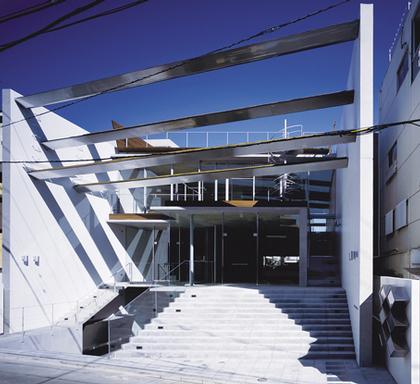 Такето Шимохигоши – «Инсталляция озеленения». Токио, Япония. Победитель