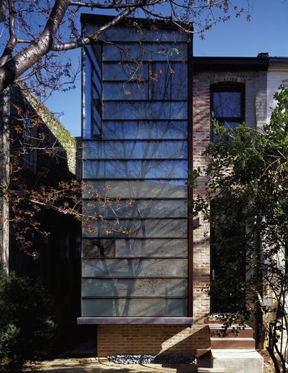 Дэвид Джеймсон – Дом «Истерн Маркет Хаус». Вашингтон, США. Почетная премия