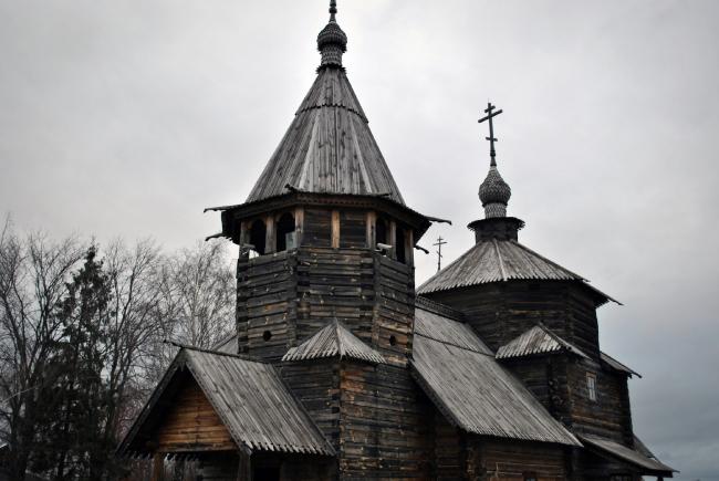 Воскресенская церковь. Суздаль. Фотография © Илья Шевченко