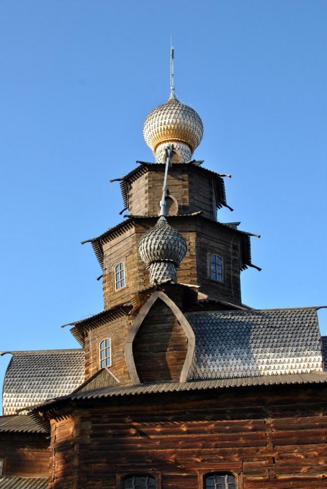 Преображенская церковь. Суздаль. Фотография © Илья Шевченко