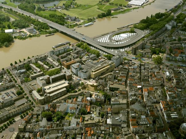 Культурный центр Rozet. Фото: Gemeente Arnhem / Municipality Arnhem