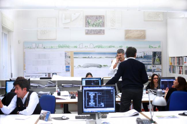 Офис Vittorio Grassi Architetto & Partners. Фотография: Serena Celada