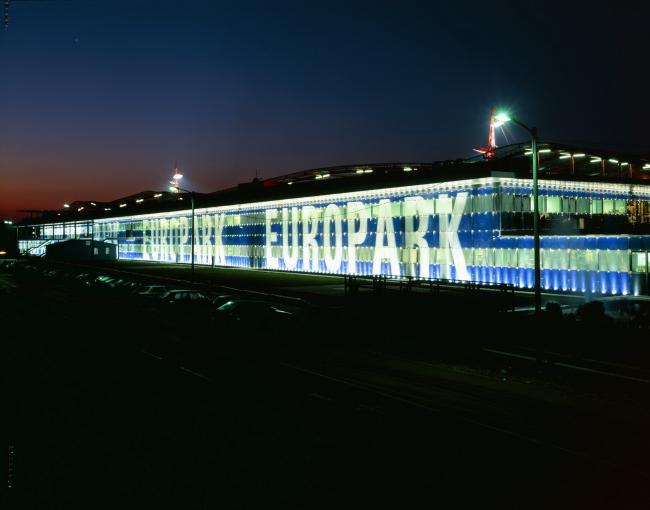 Торговый центр Europark © Philippe Ruault