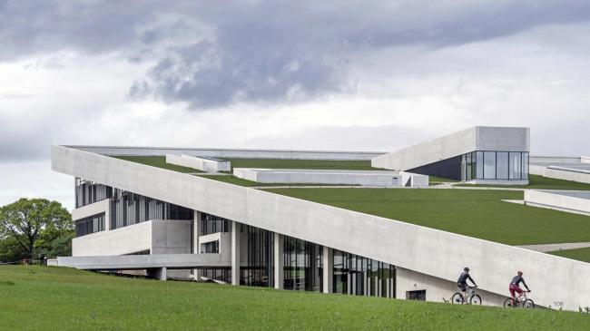 Музей Мосгор в Орхусе © Jens Lindhe