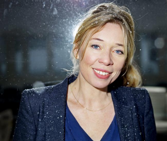 Сигне Конгебро, партнер датского бюро Henning Larsen Architects. Фото предоставлено Velux