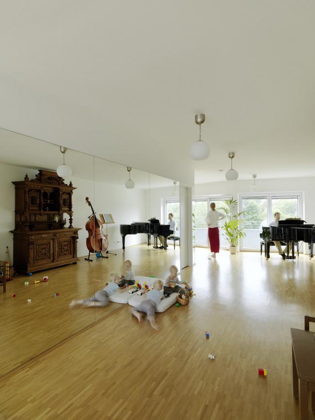 Жилой дом на Вельфенштрассе © Paul Ott